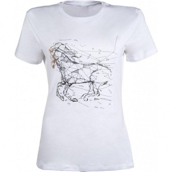 HKM T-Shirt -Geometrical Horse-
