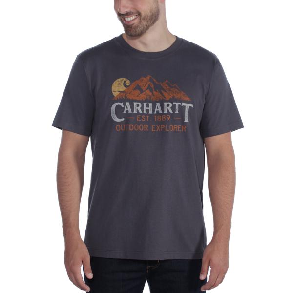 Carhartt EXPLORER GRAPHIC T-SHIRT S/S