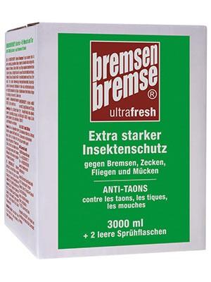 BREMSENBREMSE® ultrafresh Insektenschutz Bag-in-Box