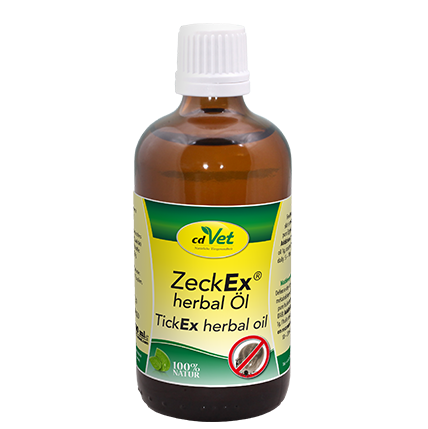 cdVet ZeckEx herbal Öl