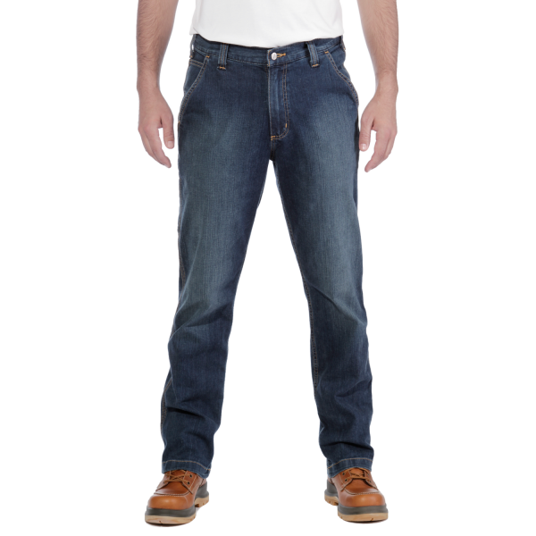 Carhartt RUGGED FLEX® RELAXED DUNGAREE JEANS