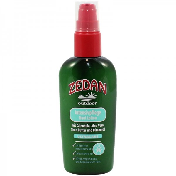 ZEDAN® outdoor Intensivpflege Haut Lotion