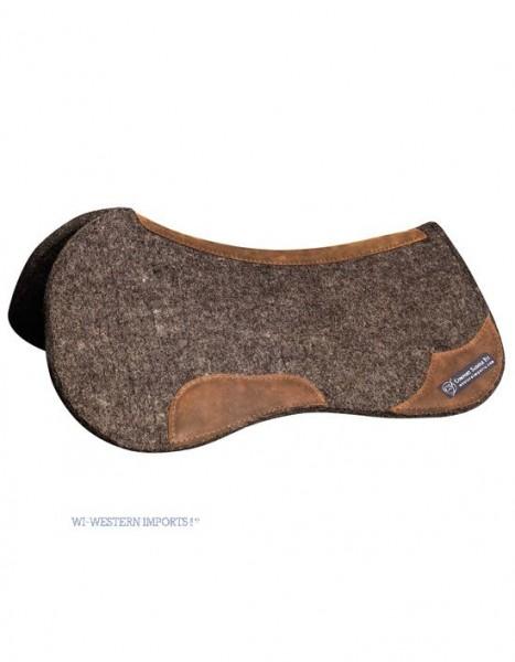Western Imports Feltpad Wool, Form: Butterfly