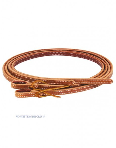 Schutz Brothers Extra Heavy double ply reins 5/8 x 7