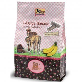 Derby Pferdefreunde lässige Banane Leckerli 0,9 kg