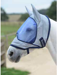 Bucas Buzz-Off Deluxe Fly Mask
