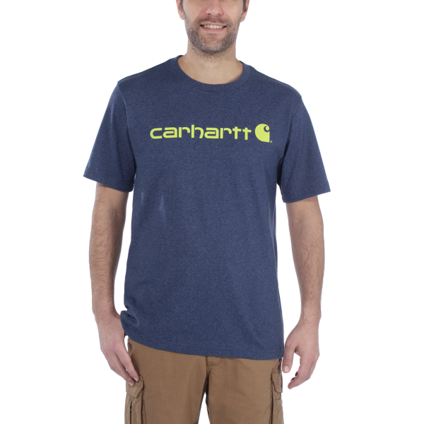 Carhartt CORE LOGO WORKWEAR SHORT SLEEVE T-SHIRT