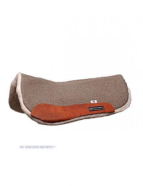 CSF Comfort Saddle Fit Pad SIERRA GREY