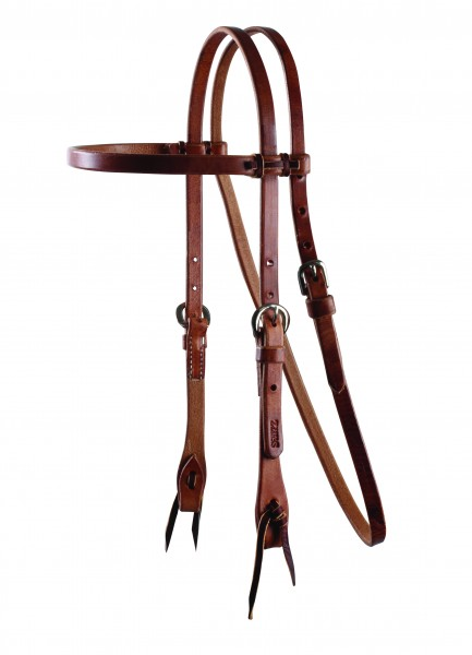 Schutz Brothers Browband Headstall