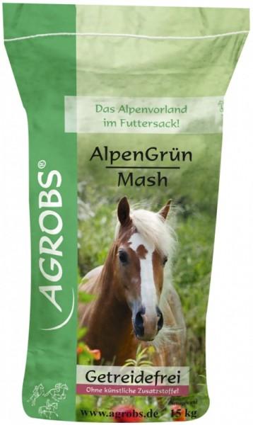 Agrobs AlpenGrün Mash 15 kg