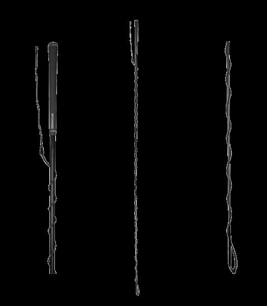 Waldhausen Teleskop Longierpeitsche mit Golfgriff
