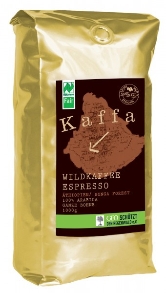 KAFFA Wildkaffee Espresso