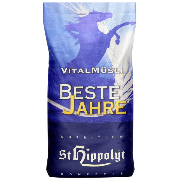 St. Hippolyt Vitalmüsli Beste Jahre 20 kg