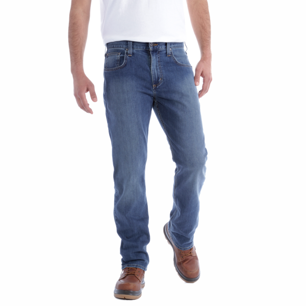 Carhartt RUGGED FLEX® RELAXED STRAIGHT JEANS