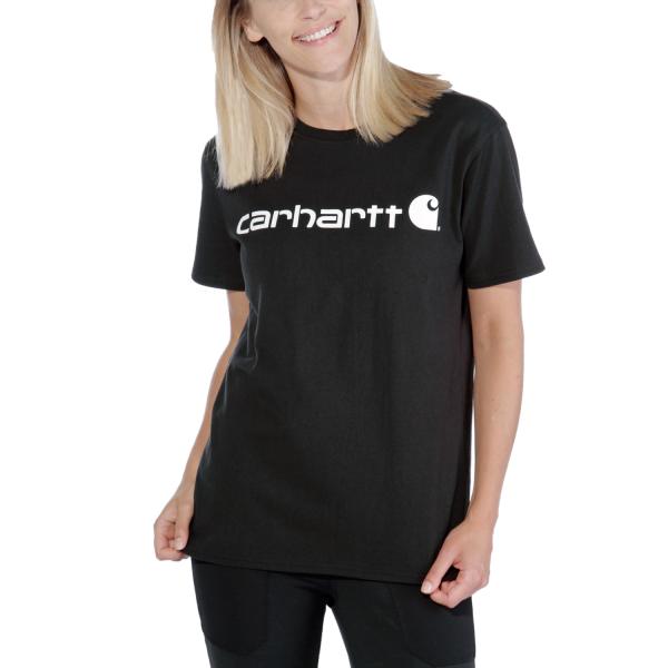 Carhartt WORKWEAR LOGO SHORT-SLEEVE T-SHIRT