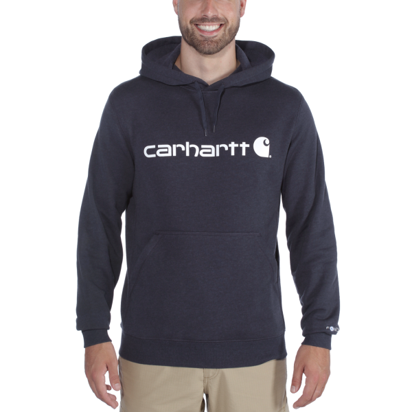 Carhartt DELMONT GRAPHIC HOODED SWEATSHIRT