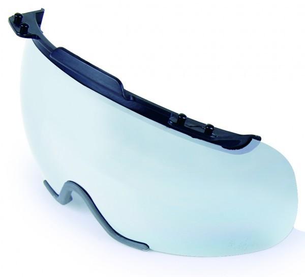 CASCO Integrierte Klappbrille klar