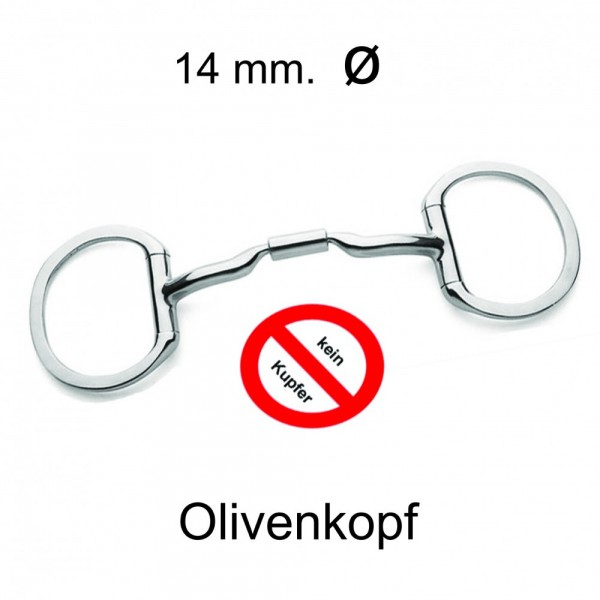 MYLER Olivenkopf MS. 04-kupferfrei (Level 2)