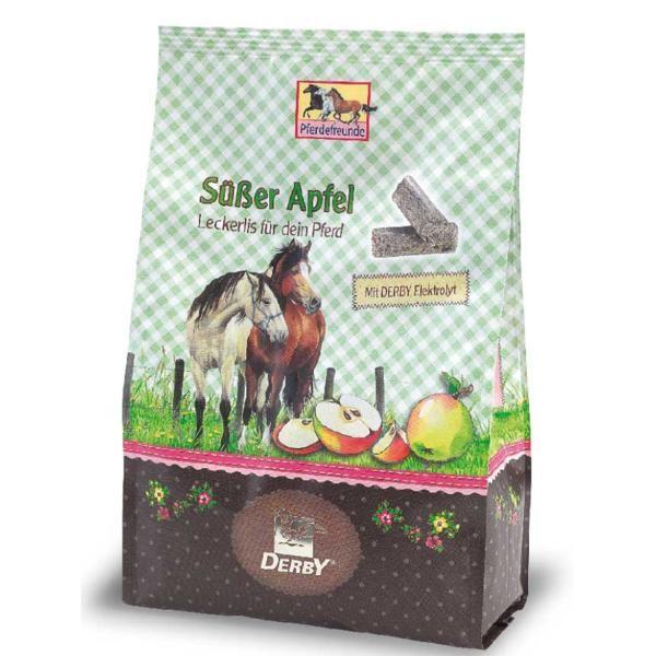 Derby Pferdefreunde süßer Apfe Leckerli 0,9 kg