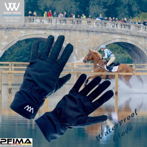 WOOF WEAR Reithandschuh Waterproof