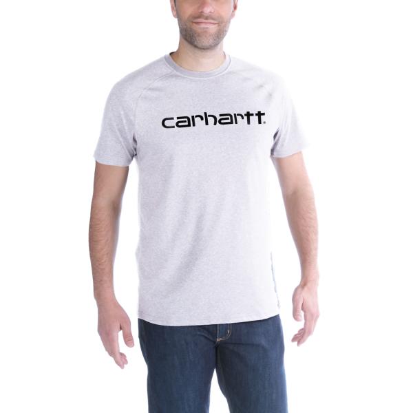 Carhartt FORCE® COTTON DELMONT GRAPHIC SHORT-SLEEVE T-SHIRT