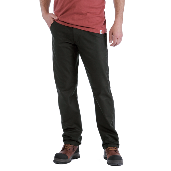 Carhartt RUGGED STRETCH CANVAS PANT