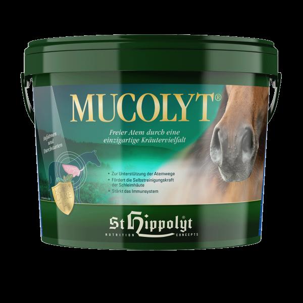 St. Hippolyt Mucolyt Atemwegskur 5 kg