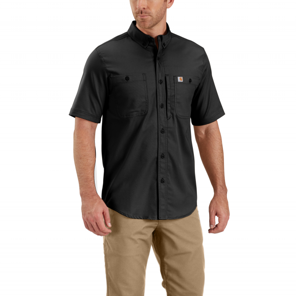 Carhartt RUGGED PROFESSIONAL SHORT SLEEVE WORK SHIRT