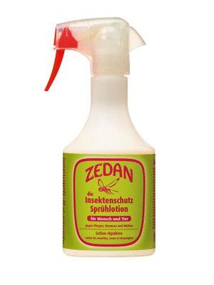 ZEDAN® SP die Insektenschutz Sprühlotion