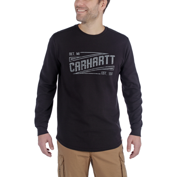 Carhartt TILDEN GRAPHIC LONG SLEEVE CREW