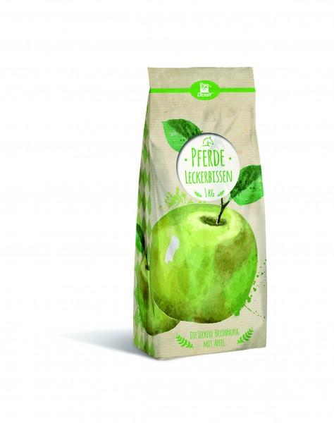 DERBY® Leckerbissen Apfel Leckerli